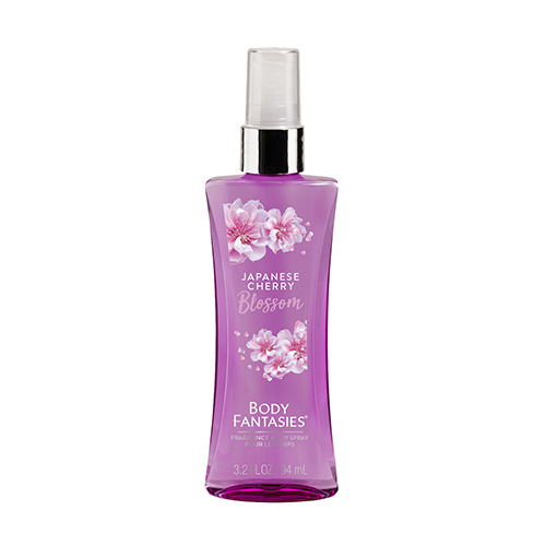 Body Fantasies Japanese Cherry Blossom 3.2oz