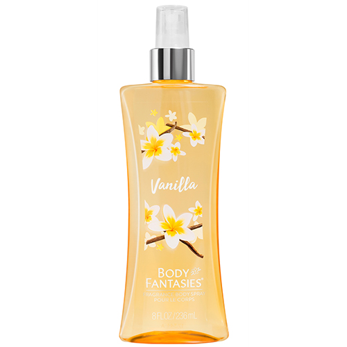 Body Fantasies Vanilla 8oz